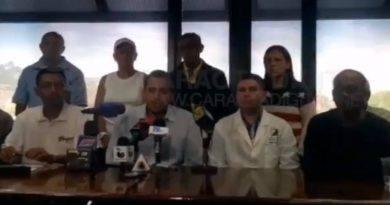 Sector salud convocó protesta nacional para el 19 de septiembre