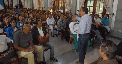 Gobierno regional auditará nóminas de empleados de Imdafef