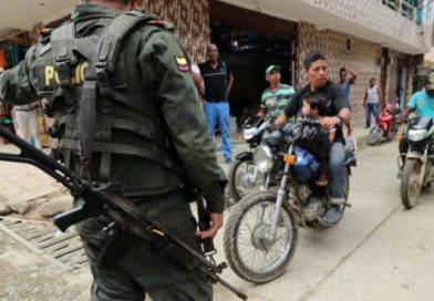 Rescatan a 10 venezolanos durante redada contra traficantes de drogas en Colombia