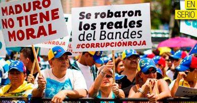 The venezuelan corruption, por Laureano Márquez