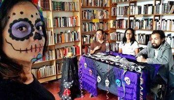 Ibime presentó Séptimo Rincón Literario hablando de fantasmas y aparecidos