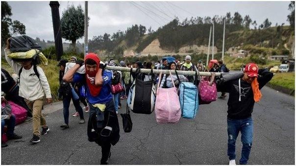 ONU anticipa que la salida de venezolanos de su país se acelerará en 2019