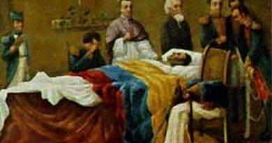 ENFERMEDAD Y MUERTE DE BOLÍVAR