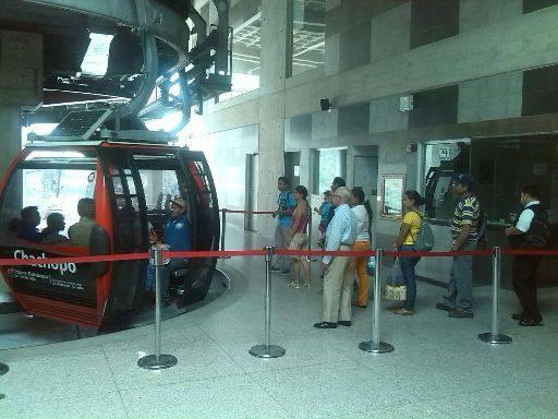 Trolcable de Mérida alcanzó más de 21 millones de usuarios movilizados en seis años de operaciones