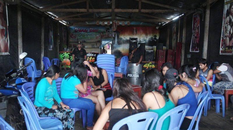Venezolanas son rescatadas tras ser explotadas sexualmente en Perú