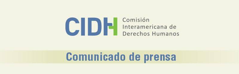 CIDH culmina su 170 Período de Sesiones