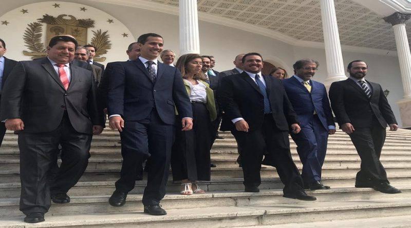 Embajadores de la UE se reunieron hoy con la AN, ayer con Maduro