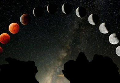 """Una """"luna de sangre"""" se verá en Venezuela"""