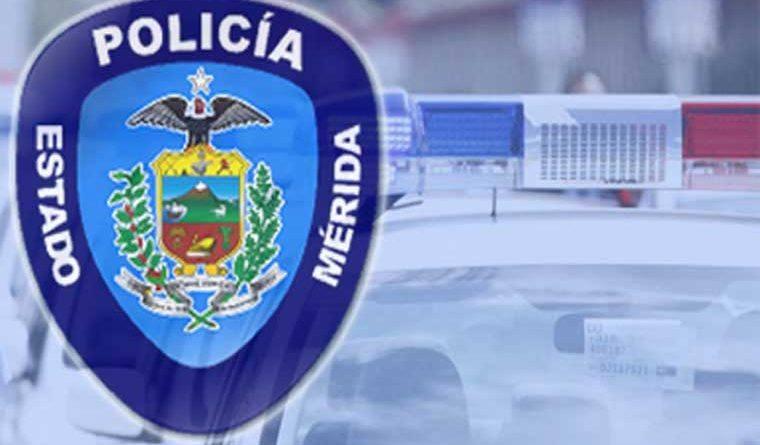 Boletin de la Policía de Mérida