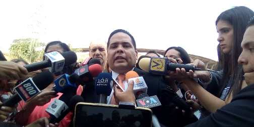 Diputado Vergara sobre secuestro de Roberto Marrero: Atacan el entorno del Presidente (E) para tratar de detener la lucha por el cese de la usurpación