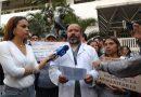 """Gremio de la salud insta a comisión de la ONU a visitar hospitales, pero no a los """"maquillados"""""""