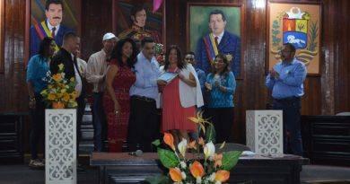 Embajadora del cacao venezolano es homenajeada en Caripito