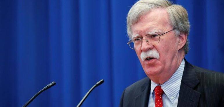 "Bolton asegura que Maduro ""cometió otro gran error"" al detener a Roberto Marrero"