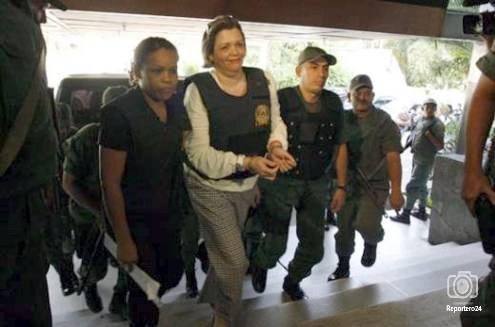 """""""Corrupción espiritual"""": término acuñado por el MP durante proceso de la jueza Afiuni"""