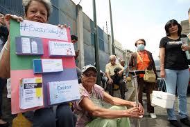 Un país en emergencia humanitaria de norte a sur