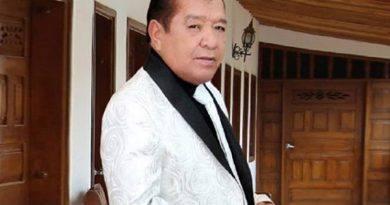 Falleció en Colombia el cantante venezolano Pastor López por muerte cerebral