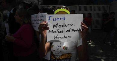 52 fallecidos en protestas contabilizan Provea y el OVCS durante 2019